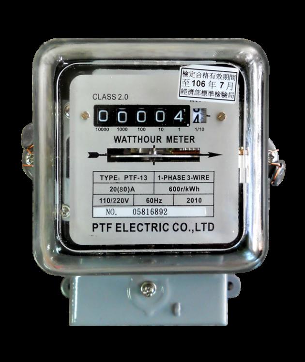電表/機械式電表PTF-13 1